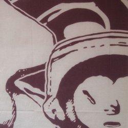 画像2: 縄文手ぬぐい本舗 縄文のビーナス