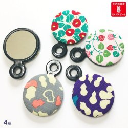 画像1: 竹久夢二「椿 いちご」・ mashuひょうたん  手鏡