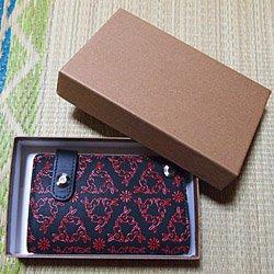 画像4: うさぎ印伝 カード入れ