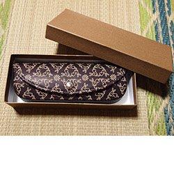 画像3: うさぎ印伝 メガネケース