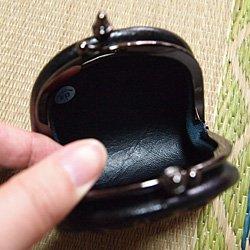画像3: うさぎ印伝 小銭入(がま口)